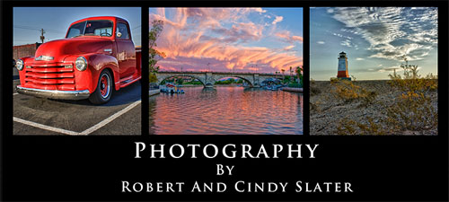 Robert and Cindy Slater Photography